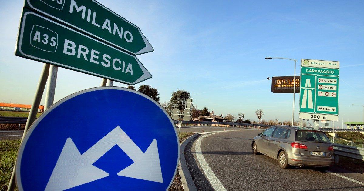 E  il presidente gira ai lombardi il buco dell'autostrada Cremona-Mantova