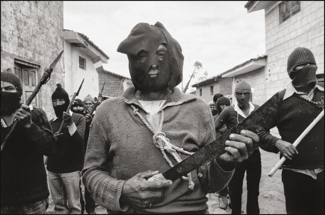 Perù 1991 (foto © Ivo Saglietti)