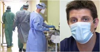 """Varese, nei reparti Covid solo pazienti non vaccinati. Il direttore di Medicina interna: """"Spesso si rendono conto di aver sbagliato"""""""