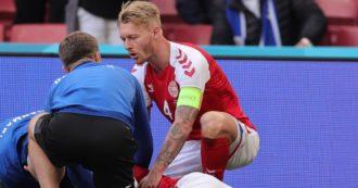 Caso Eriksen, l'iniziativa della Figc: dal prossimo campionato corso di primo soccorso obbligatorio per i calciatori