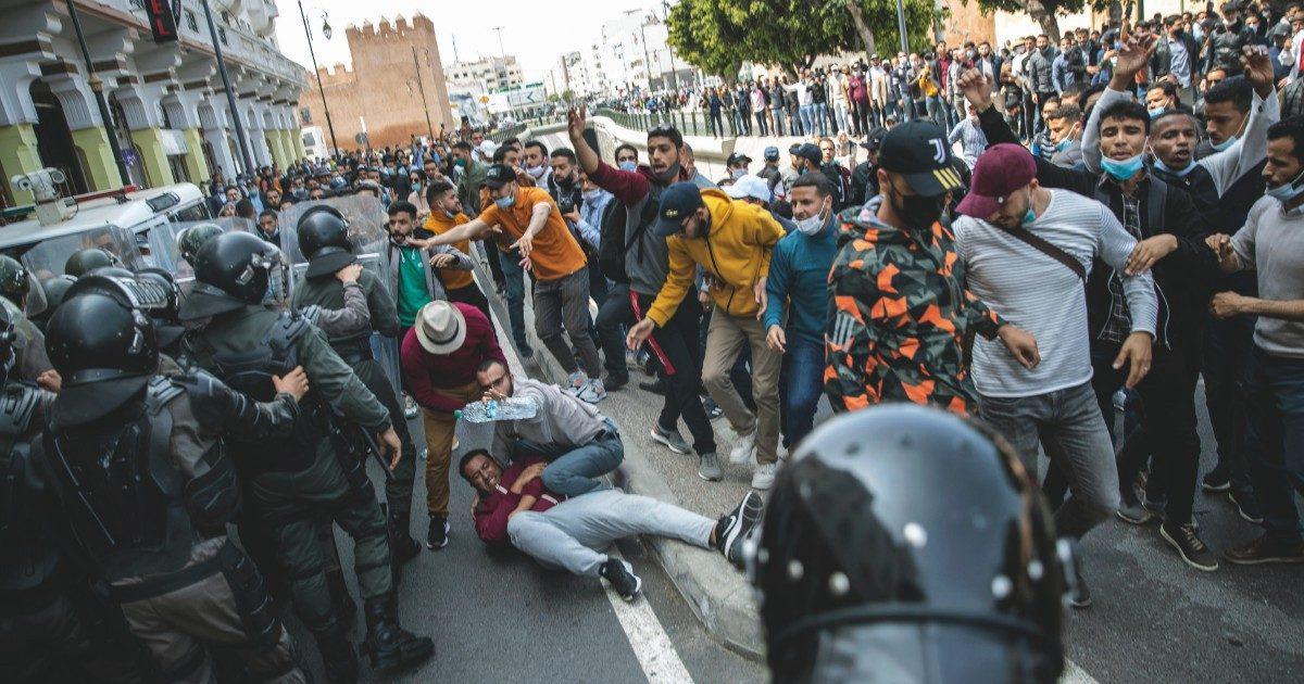 In Marocco chi si oppone al re diventa uno stupratore