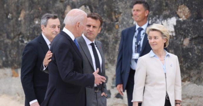Il G7 ha evidenziato quanto sia necessario l'intervento massiccio dello Stato nell'economia