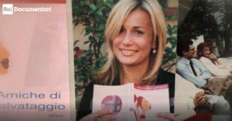 Amica di salvataggio, il docufilm dedicato ad Alessandra Appiano su Rai2: quel nesso invisibile ma strettissimo che lega gioia e male di vivere