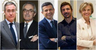 Elezioni Milano, ecco chi sono i cinque volti (più uno) ancora in corsa nel centrodestra per essere il candidato sindaco contro Beppe Sala