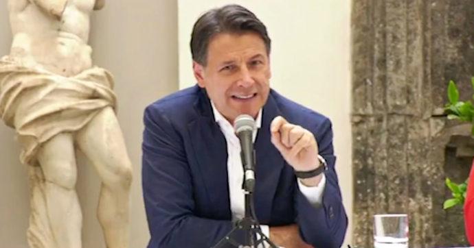 A Conte dico: evita di far perdere tempo agli italiani e al governo. Occupati del tuo caro Grillo