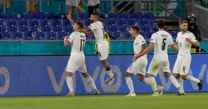 Europei 2021 – Tiri Mancini | Cari azzurri, non mollate coi belgi. È un dovere storico