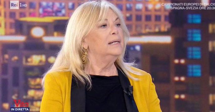"""La Vita in Diretta, Rita Dalla Chiesa commenta quello che è accaduto a Sangiovanni: """"E' inutile. Imbecilli!"""""""