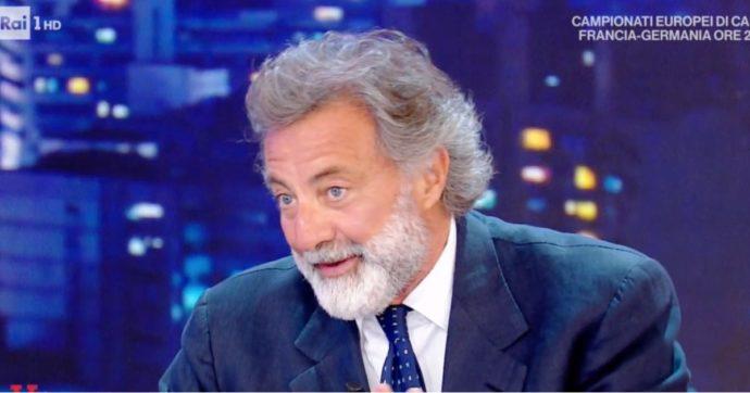 """Luca Barbareschi: """"Non lascerò nulla in eredità ai miei figli, gli ho già pagato 900 mila euro di università"""""""