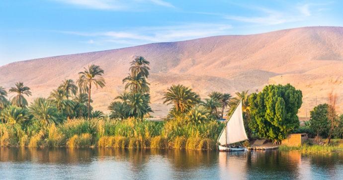 Tutto il fascino dell'Antico Egitto in una crociera sul Nilo