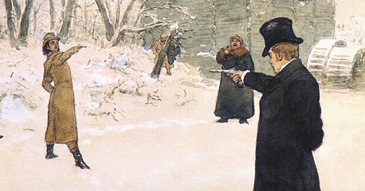 """Puškin: """"Mi sposo, aiuto"""""""