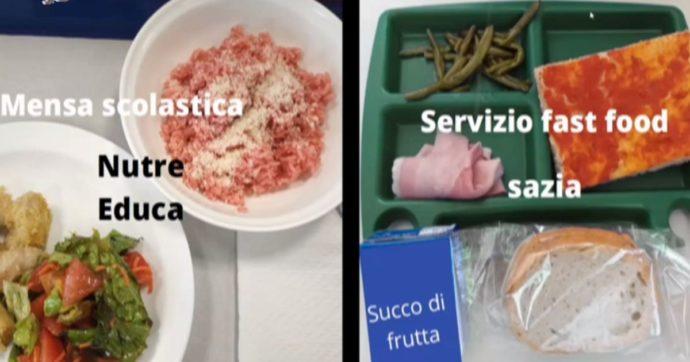 Classifica mense scolastiche, effetto Covid sui pasti in classe: cala la qualità, aumentano i cibi processati e l'uso della plastica