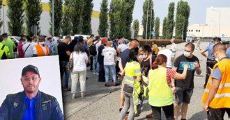 """Novara, sindacalista muore travolto da camion durante uno sciopero. Arrestato l'investitore: """"Ha forzato il blocco"""". Ora si trova in carcere"""