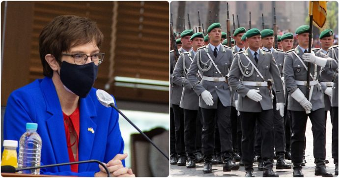 Cori antisemiti durante una festa e serenate per il compleanno di Hitler: la Germania ritira un intero plotone dalla Lituania