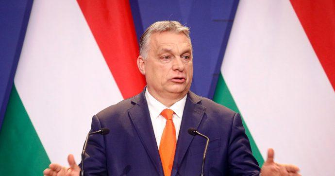 Orban vuole depotenziare l'Eurocamera: 'Parlamenti nazionali devono poterla bloccare'. Sassoli: 'Così parla chi non ama la democrazia'
