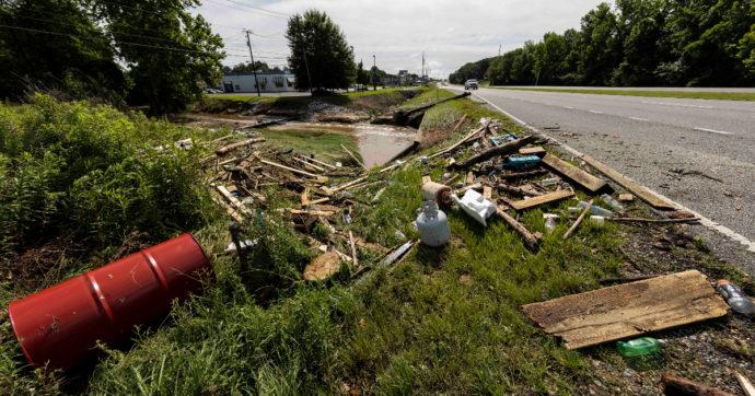 Alabama, incidente d'auto durante una tempesta tropicale: morti nove bambini e un uomo di 29 anni