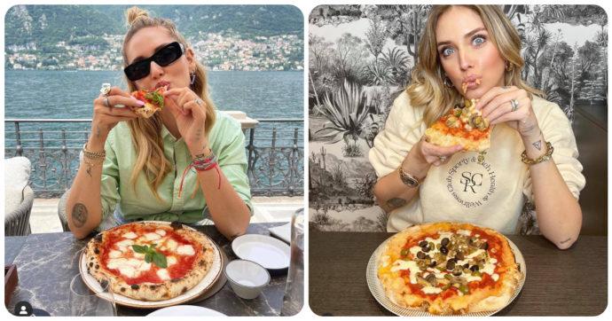 """Chiara Ferragni, torna """"il miracolo della rigenerazione delle pizze"""". La foto raggiunge quasi mezzo milione di like in 24 ore"""