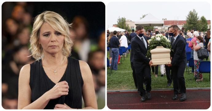Maria De Filippi non si presenta al funerale di Michele Merlo: ecco perché ha deciso così