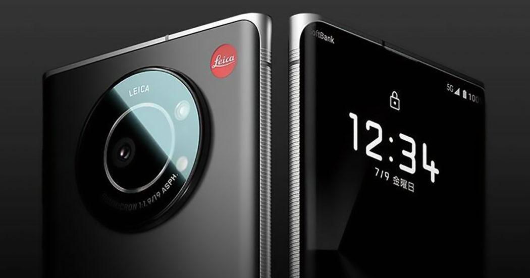 Leitz Phone 1, ufficiale il primo smartphone targato Leica