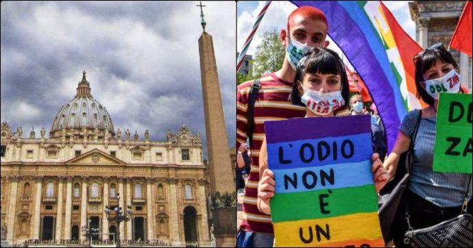 """Vaticano contro il ddl Zan, Letta: """"Pronti al dialogo, ma sostegno convinto alla legge"""". Telefonata tra il segretario Pd e Di Maio"""