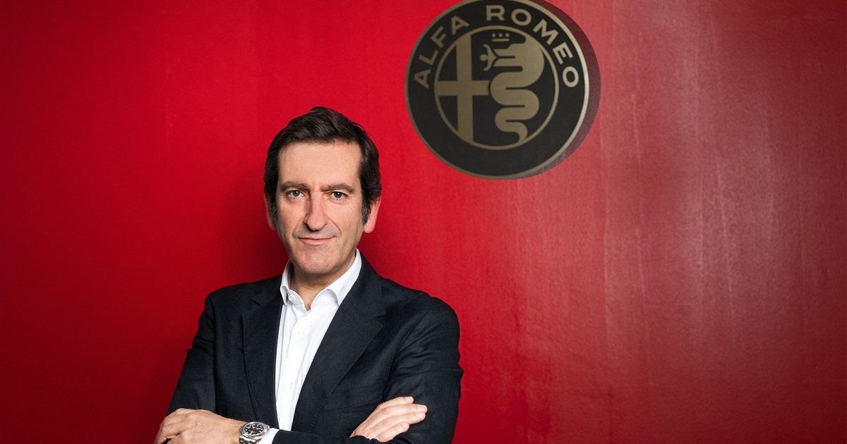 Alejandro Mesonero-Romanos è il nuovo capo designer Alfa Romeo