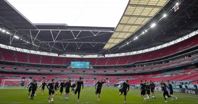 """Europei 2021, il ministro della Salute Uk Hancock: """"La finale si svolgerà a Wembley"""""""