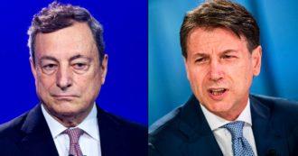 """Recovery, Bersani sul discorso di Draghi alla Camera: """"Mi sarebbe piaciuto che si fosse pronunciata anche la parola 'Conte"""