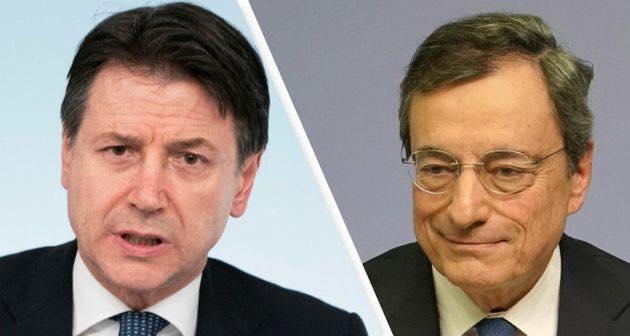 """Recovery, Draghi: """"La sfida è l'attuazione, spendere con onestà"""". Conte: """"Strada seguita era giusta. Non è Piano del governo di turno ma di tutti"""""""