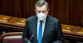 """Ddl Zan, Draghi: """"Il nostro è uno Stato laico, il Parlamento è libero. Ci sono tutte le garanzie per rispettare il Concordato"""""""