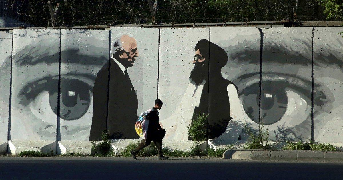 "L'Afghanistan merita un ""sistema islamico"" È la parola del mullah"