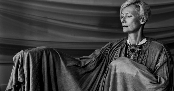"""Embodying Pasolini, Tilda Swinton """"indossa"""" la memoria visionaria dell'indimenticabile intellettuale"""