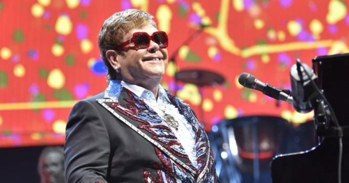 Elton John annuncia il suo ultimo concerto in Italia a San Siro: ecco tutti i dettagli