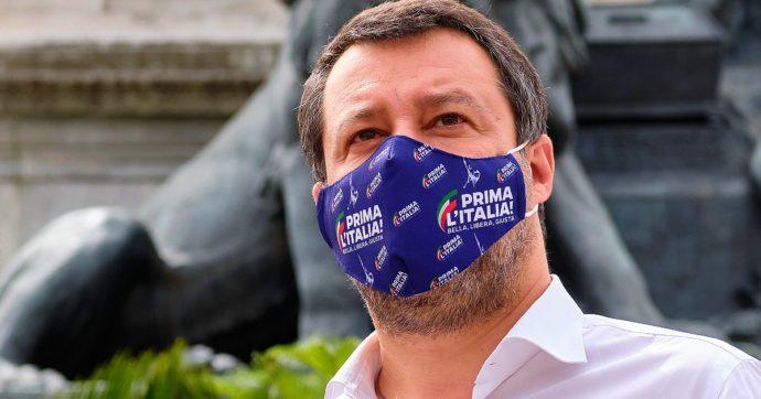 """Ddl Zan e Vaticano, Salvini: """"Non è ingerenza, pronti al dialogo"""". Ma poi difende la legge di Orban e dice: """"Non capisco le intromissioni"""""""