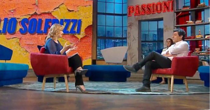 """Oggi è un altro giorno, Emilio Solfrizzi: """"Mia moglie mi ha intimidito e ho reagito come un cretino"""""""