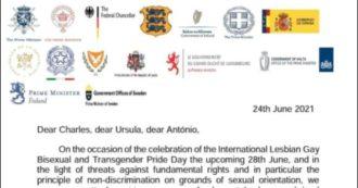 L'Europa prepara la sfida a Orbàn sui diritti Lgbt. Lettera di 16 Paesi: non c'è posto per discriminazioni. Da oggi tema al Consiglio Ue