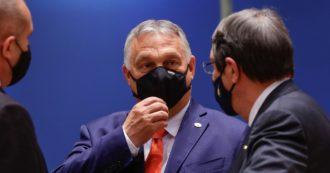 """L'Ue contro Orban sui diritti Lgbtqi. Lui: """"Difendo bambini e genitori"""". Rutte: """"Non c'è posto per questa Ungheria nell'Unione"""""""
