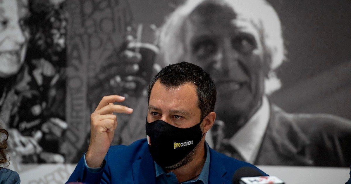 La banda dei referendum. E Salvini insulta Davigo