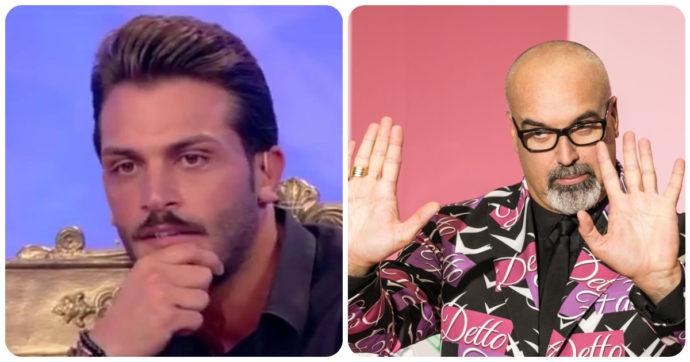 """Mariano Catanzaro e Giovanni Ciacci: """"Se mi fa stare bene, è amore"""". Poi l'annuncio dell'opinionista: """"Lascio la tv, coltiverò pomodori"""""""