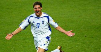 Ti ricordi… La Grecia che col catenaccio e i colpi di testa di Charisteas vinse Euro 2004