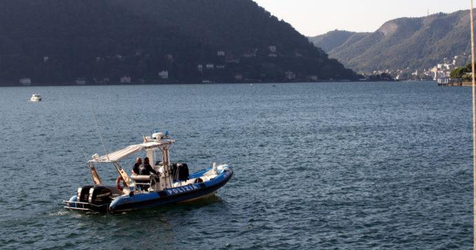 Lago di Como, un motoscafo per lo sci nautico investe una barca: un morto e due feriti