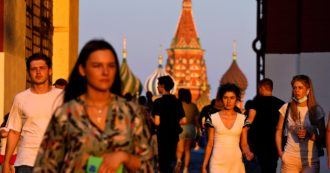 Russia is high on delta variation: 600 deaths in 24 hours, never since June 21st.  98 victims in Moscow: registration since the onset of the epidemic