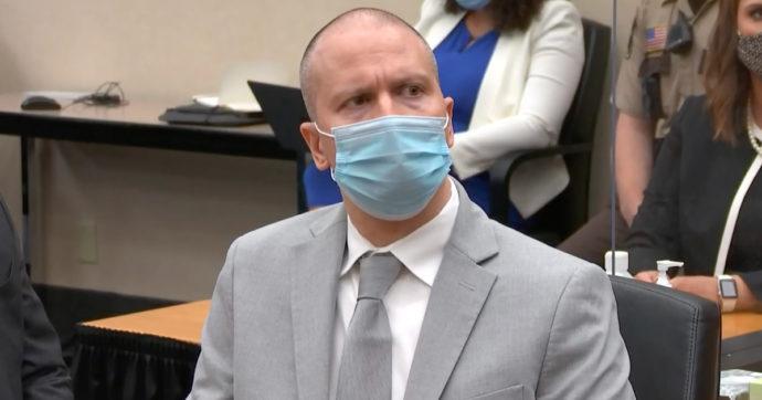 """Omicidio George Floyd, l'ex agente Derek Chauvin condannato a 22 anni e mezzo di carcere: """"Abuso e particolare crudeltà"""""""