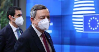 """Vaccini, Draghi dopo il Consiglio Ue: """"Sputnik forse non sarà mai approvato, quello cinese inadeguato. Ema? Da riformare"""". La risposta dell'Agenzia: """""""