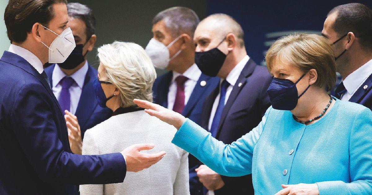 Vertice Ue, il caso migranti liquidato in soli dieci minuti