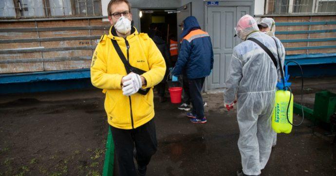 Covid dilaga in Russia: oltre 20mila contagi. A Mosca record di morti, San Pietroburgo in ansia per i quarti di finale di Euro 2020