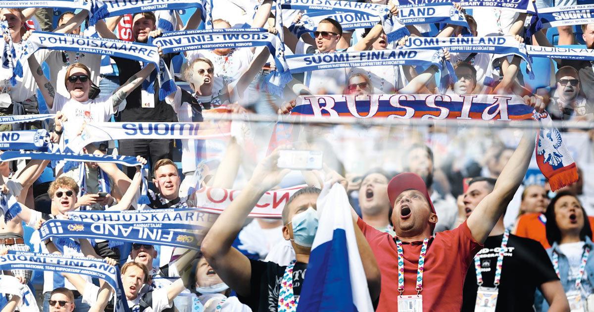 Variante allo stadio: cluster nel girone B. Allarme agli Europei