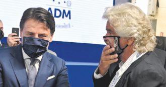 Poche ore per fare pace: pressing sui legali di Grillo. Conte però non si fida