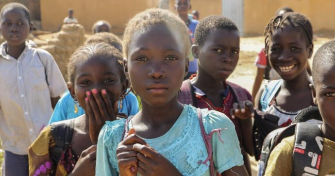 Domande di sabbia dal Sahel