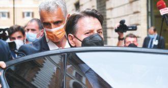 """Grillo scrive e telefona a Conte, ma non scioglie il nodo della """"diarchia"""""""