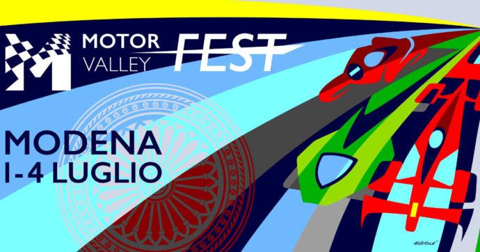 Motor Valley Fest 2021, la festa è qui. Al via la kermesse motoristica più suggestiva