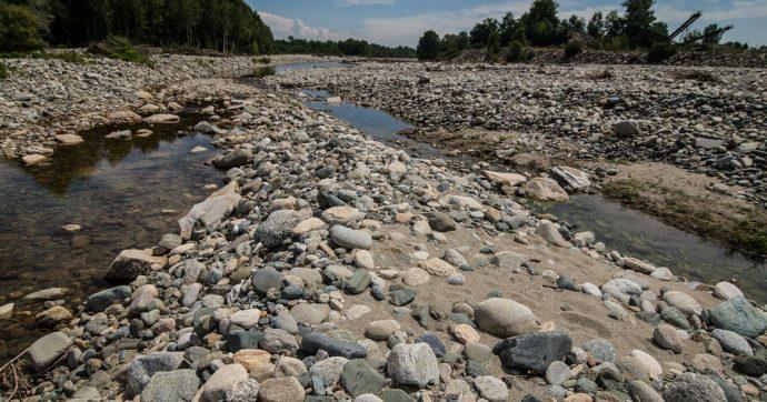 Piogge assenti e temperature elevate: allarme siccità per il Po. A rischio anche l'agricoltura
